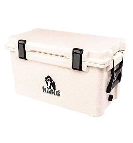 KONG Coolers | 50 Quart Rotomolded | Proudly...