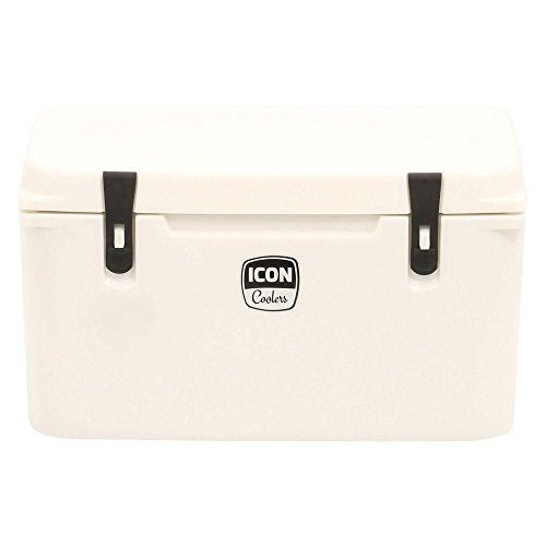ICON 50 qt. White Performance Cooler