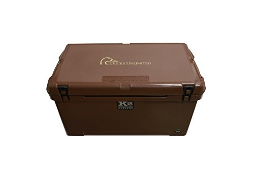 K2 Coolers Summit 90 Ducks Logo Unlimited Edition Cooler, Mud...