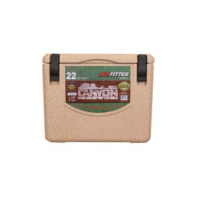 Canyon Coolers Outfitter 22qt- Sandstone