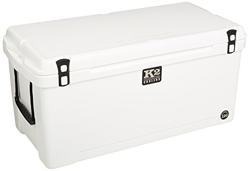 K2 Coolers Summit 120 Cooler, White