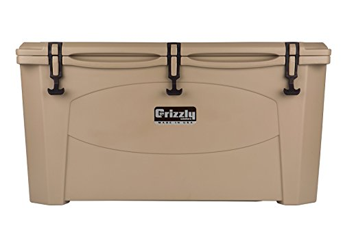 Grizzly 100 Quart Tan/Cooler