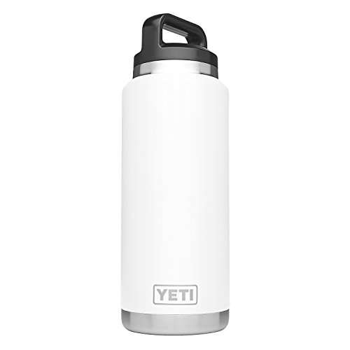 YETI Rambler 36oz Bottle, White