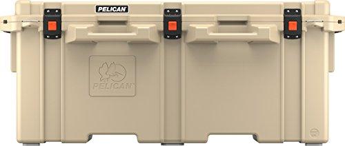 Pelican Elite 250 Quart Cooler (Tan)