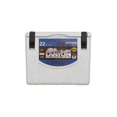 Canyon Coolers Outfitter 22 White Marble