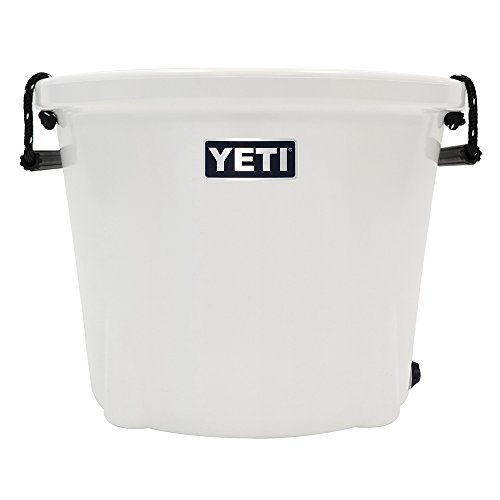 YETI TANK 45 Bucket Cooler, White