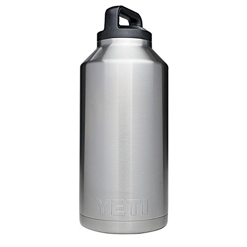 YETI Rambler 64oz Vacuum Insulated Stainless Steel Bottle with...