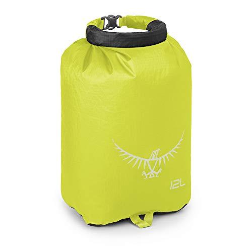 Osprey UltraLight 12 Dry Sack, Electric Lime,...