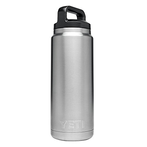 YETI Rambler 26oz Vacuum Insulated Stainless Steel Bottle with...