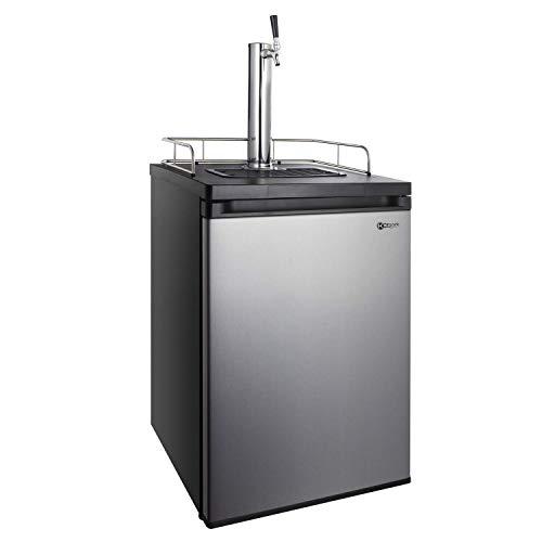 Kegco Kegerator Full Size Keg Refrigerator -...