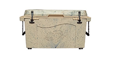 Taiga Coolers Leak Proof 55 Quart Desert Camo...
