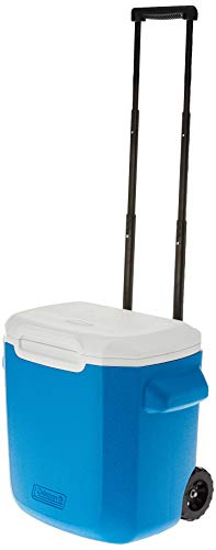 Coleman 16-Quart Personal Wheeled Cooler,...