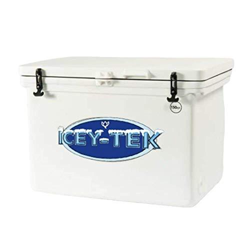 ICEY-TEK Classic 150 Quart Roto-Molded...