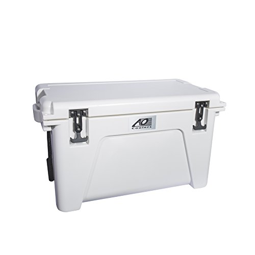 AO Coolers Everest Series Hard-Sided Cooler, 80 quart Storage,...