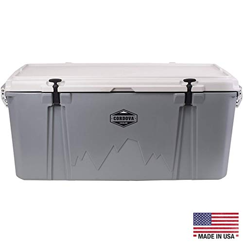 Cordova Coolers Extra Large Cooler - 128 Quart/Can Capacity...