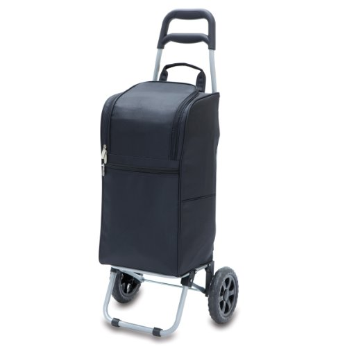 ONIVA - a Picnic Time Brand Insulated Cart Cooler with Wheeled...