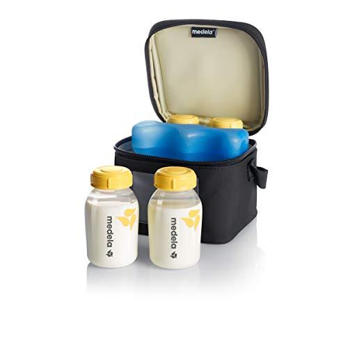 Medela Breast Milk Cooler and Transport Set,...