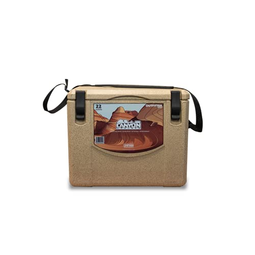 Canyon Coolers Outfitter Series 22 Rotomolded...