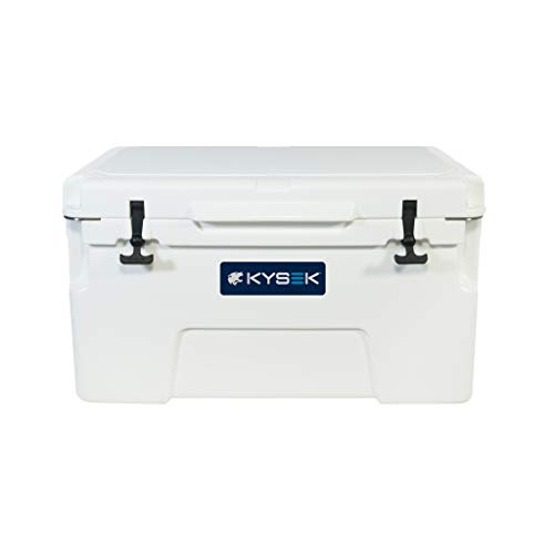 KYSEK Ultimate Ice Chest, Marine White, 50...