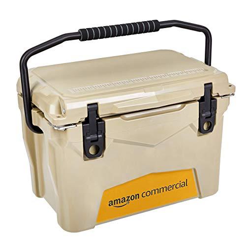 AmazonCommercial Rotomolded Cooler, 20 Quart,...