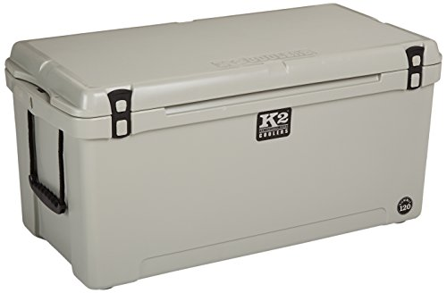 K2 Coolers Summit 120 Cooler, Duck Boat Green