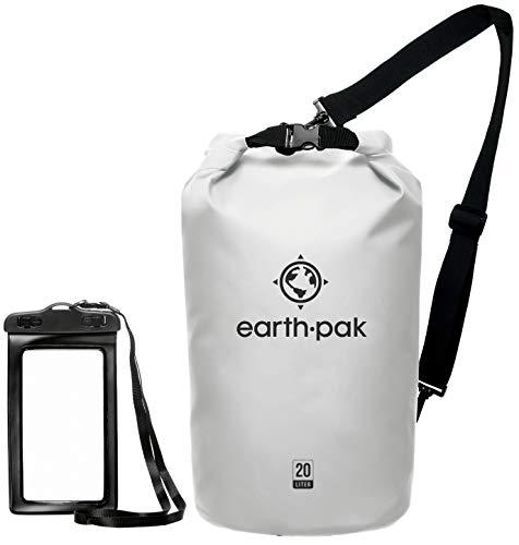Earth Pak -Waterproof Dry Bag - Roll Top Dry...