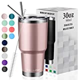 30oz Vacuum Insulated Tumbler Double Wall...