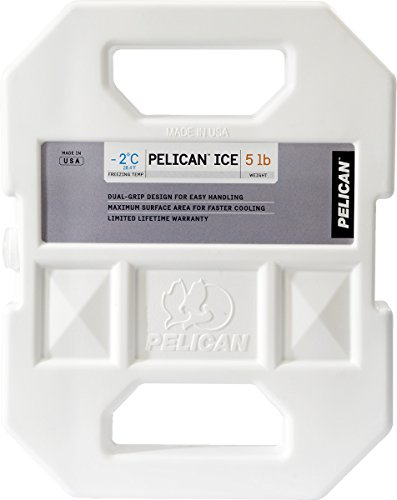 Pelican Cooler 5lb Ice Pack (White)