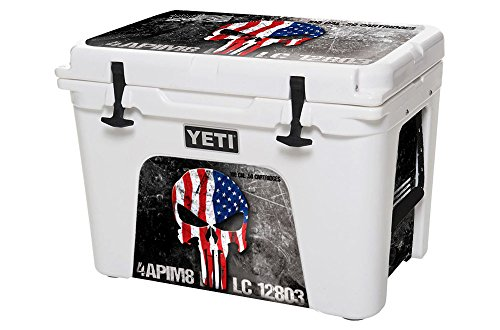 USATuff Wrap (Cooler Not Included) - Lid and Insert Kit Fits YETI...