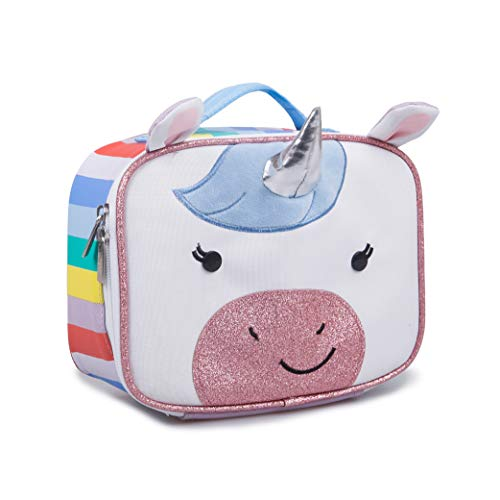 Wildkin Wild Bunch Unicorn Insulated Lunch...