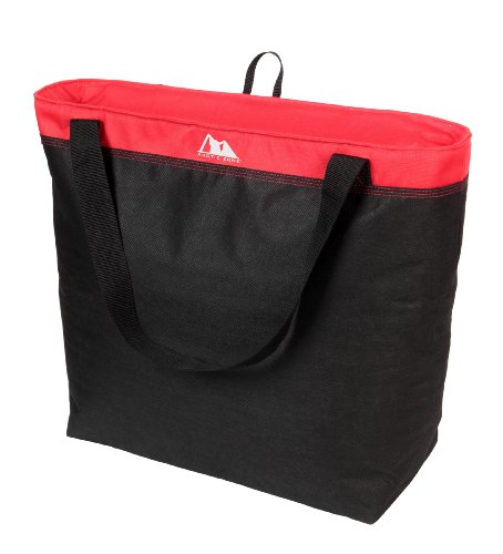 Arctic Zone 45 Can Thermal Tote with Eco Blend exterior, Red