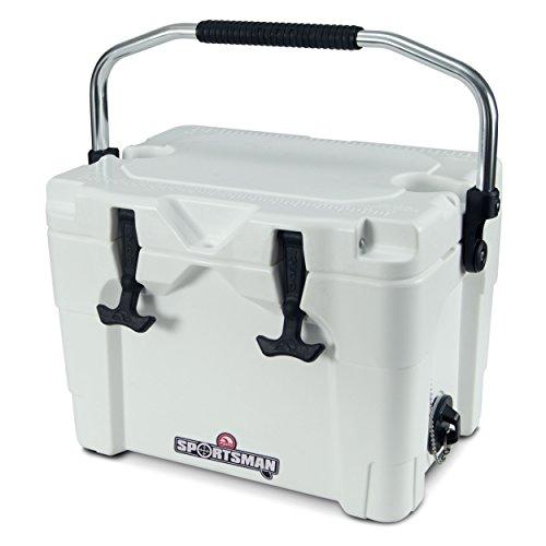 Igloo Sportsman Cooler, White, 20 Quart
