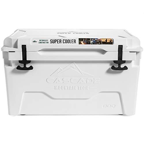 Cascade Mountain Tech Rotomolded Cooler -...