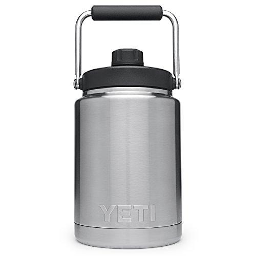YETI Rambler Vacuum Insulated Stainless Steel Half Gallon Jug...