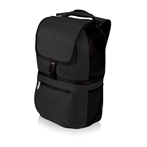 ONIVA - a Picnic Time Brand Zuma Insulated Cooler Backpack, Black