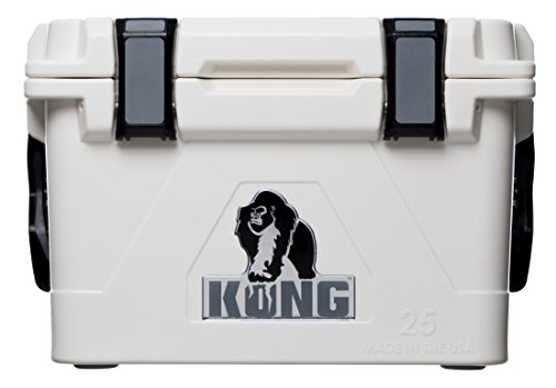 KONG Coolers   25 Quart Rotomolded   Proudly Made in The USA  ...