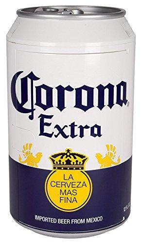 Koolatron Corona Can Cooler, White