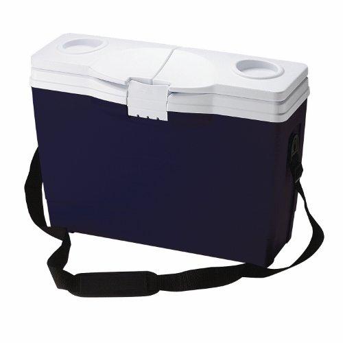 Rubbermaid Slim Cooler, 13.2 Quart, Blue...