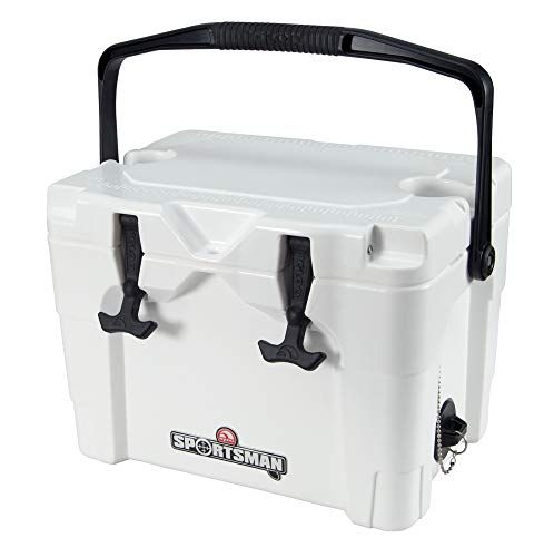 Igloo Sportsman 20Qt Rotomold Cooler, White,...