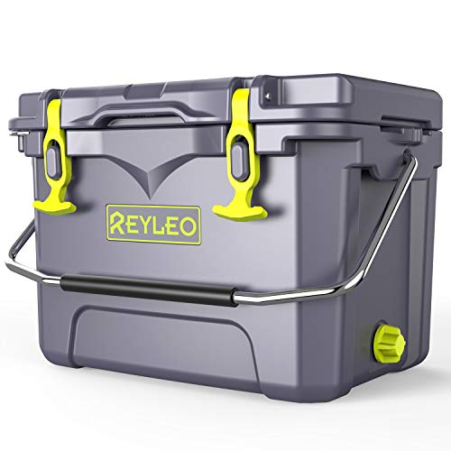 REYLEO Ice Chest | Portable Rotomolded Arctic...