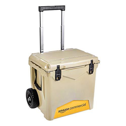 AmazonCommercial Rotomolded Coolers, 45 Quart...