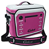Coolest Vibe Premium Soft-Sided, Insulated, Waterproof Portable...