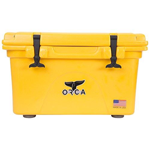 ORCA Cooler, Gold/Gold, 26 Quart