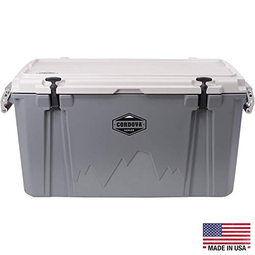 Cordova Coolers Large Cooler - 88 Quart/Can Capacity Portable...
