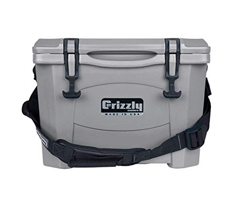 Grizzly  15 Quart Rotomolded Cooler