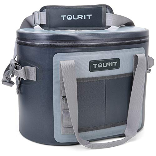 TOURIT Soft Cooler 30 Cans Leak-Proof Soft...