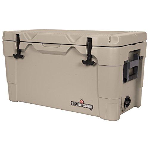 Igloo 49133 Sportsman Cooler, 55-Quart, Tan