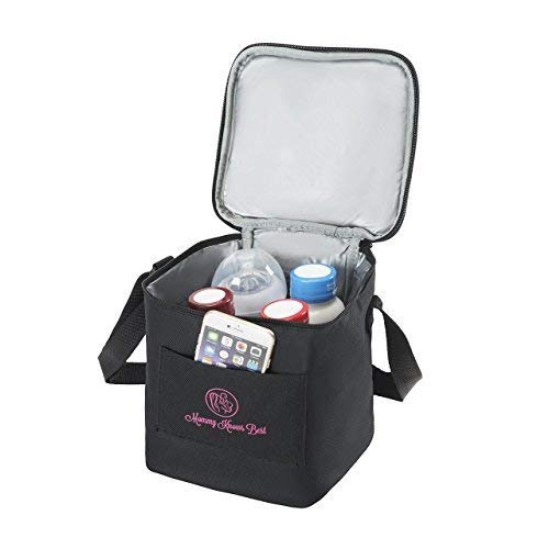 Breastmilk Cooler Bag - Extra Tall Breast Milk Baby Bottle Cooler...