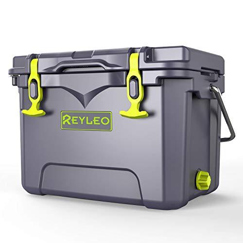 REYLEO Ice Chest | Portable Rotomolded Arctic...