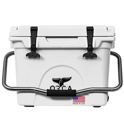 ORCA ORCW020 20qt White Cooler